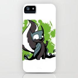 Batskunk 2 iPhone Case
