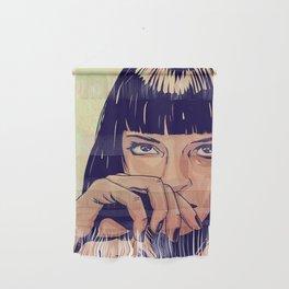 Mia Wallace Wall Hanging