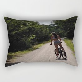 Bike Rectangular Pillow