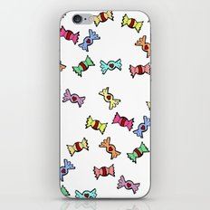 Candy all over iPhone & iPod Skin