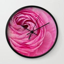 ranunkel Wall Clock
