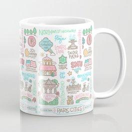 Park Cities Coffee Mug