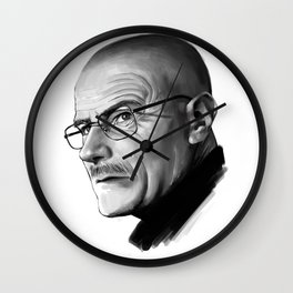 Walter White Wall Clock
