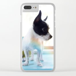 Puppy V2 Clear iPhone Case
