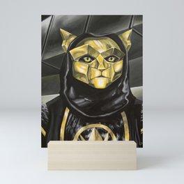 Klawtus Mini Art Print