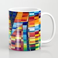degas Mugs featuring Sails by RossanaKelton