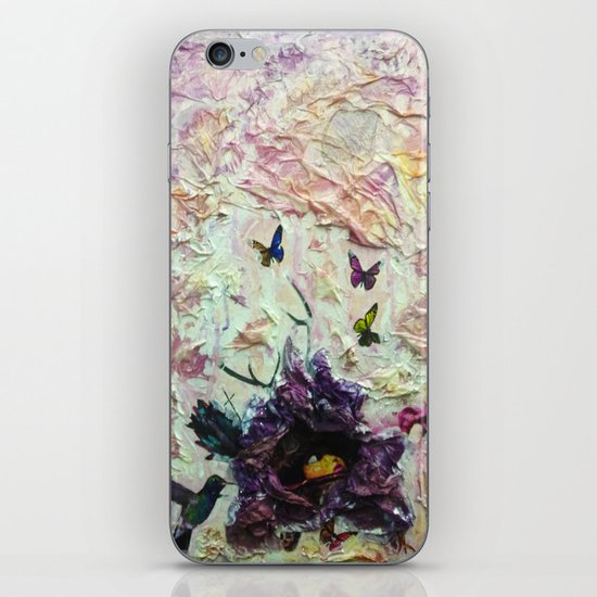 Fly, Fly Away.. iPhone & iPod Skin
