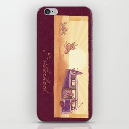 Sisterhood! iPhone Skin