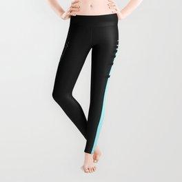 Tron Minimalist Leggings