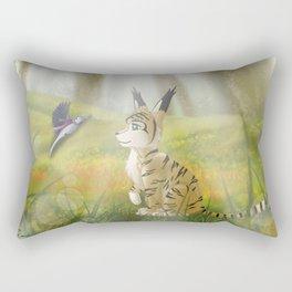 Natures Serenity  Rectangular Pillow