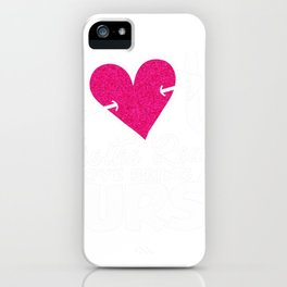 Essential Worker Nurse You Are the Reason I Love Being a Nurse iPhone Case