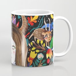 The Land of Untold Stories Coffee Mug