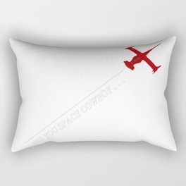 Cowboy Bebop - See You Space Cowboy Rectangular Pillow