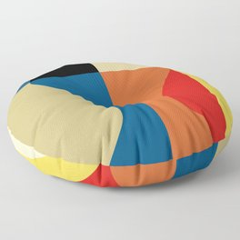SCHLEMMER TRIBUTE Floor Pillow