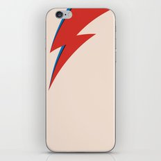 Bowie Ray iPhone & iPod Skin