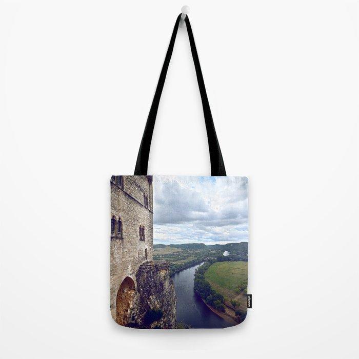 Vie de Chateau Tote Bag