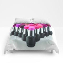 Beauty Boss Lipstick Cosmetics Makeup Comforters