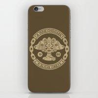 bioshock iPhone & iPod Skins featuring Bioshock by Cameron Latham