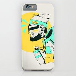 Ndauo HipHop Print iPhone Case