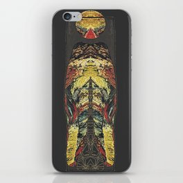 Danxia interpretation iPhone Skin