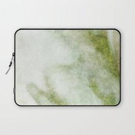 stained fantasy greenish veins Laptop Sleeve