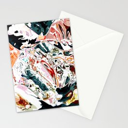 Someone dropped my painting Stationery Cards