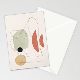 Minimal Shapes No.50 Stationery Cards