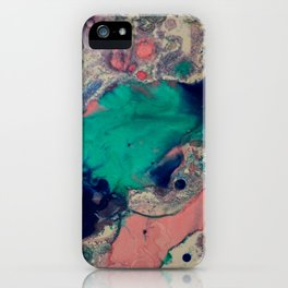 marble one iPhone Case