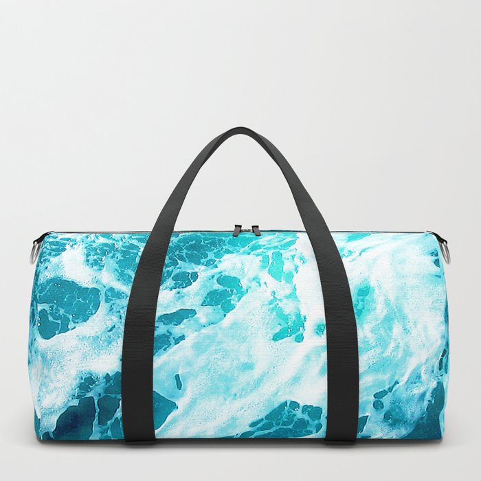 Out there in the Ocean Duffle Bag