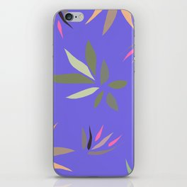 Native Leaves iPhone Skin