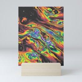 SEGA SUNSET Mini Art Print
