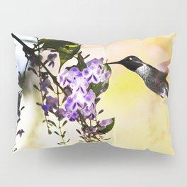 Humming Bird  Pillow Sham