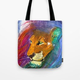 The Night's Soul Tote Bag