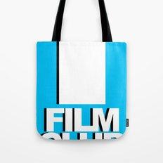 Film Club Tote Bag