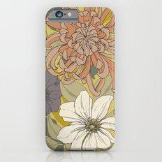 Chrysanthemum Slim Case iPhone 6