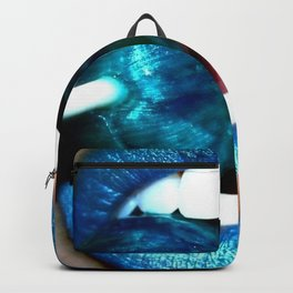 Blue Lolly Backpack