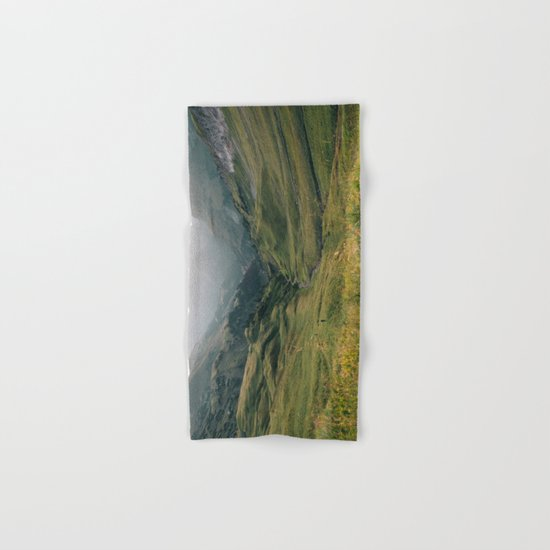 Little People - Landscape Photography Hand & Bath Towel
