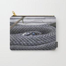 Snake - Natix natix Carry-All Pouch