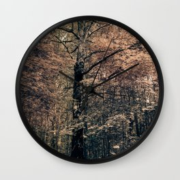 Tales from the trees 2 Wall Clock