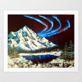 Northern Skies Art Print