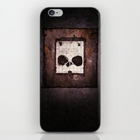 ed sheeran iPhone & iPod Skins featuring Block Ed by Sirenphotos