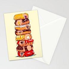 8-bitten Stationery Cards