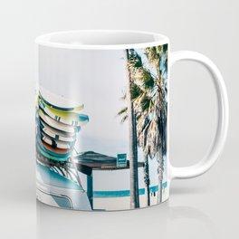 Surf van Coffee Mug