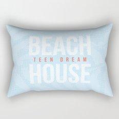 Teen Dream - Beach House Rectangular Pillow