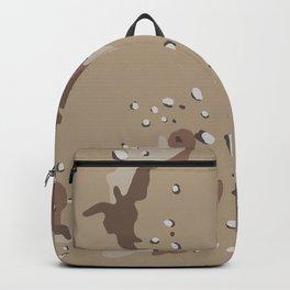 Desert Camo Backpack