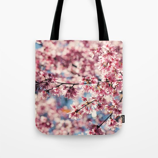 Painting the Town Pink Tote Bag