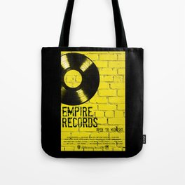 Empire Records Tote Bag