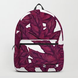 Pink Maples Backpack