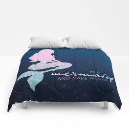 Mermaid #1 Comforters