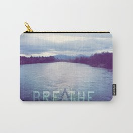 Breathe in the Beauty of Nature Carry-All Pouch